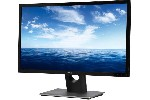 "Dell S-series SE2416H, 23.8"" (16:9), IPS LED backlit, Anti glare with hard-coating 3H, 1920x1080, 1000:1, 250 cd/m2, 6 ms, 178°/178°, tilt-adjust., VGA, HDMI, Security lock slot, Glossy Black/Silver, 3Yr"