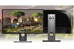 "Dell S2417DG, 23.8"" Wide LED Anti-Glare, TN Panel, 1ms, 1000:1, 350 cd/m2, 2560x1440, 165Hz, G-SYNC, HDMI, DP, USB 3.0 Hub, Height Adjustable, Pivot, Swivel, Black"
