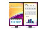 "Dell U2419HC, 23.8"" IPS Anti-Glare, UltraSharp InfinityEdge, 6ms, 1000:1, 250 cd/m2, FullHD 1920x1080, 99% sRGB, HDMI, DisplayPort, USB-C, USB 3.0 hub, Height Adjustable, Pivot, Swivel, Tilt, Black"