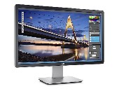 "Dell P2416D 23.8"" 2560x1440, IPS anti-glare, 6ms fast mode, 2000000:1 DCR, 300 cd/m2, VGA, HDMI 1.4, DP 1.2, USB, Black"