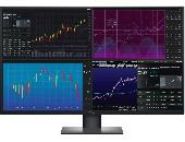 """Dell U4320Q, 42.5"""" 4K UltraSharp AG, IPS, 5ms, 1000:1, 350 cd/m2, (3840x2160), 99% sRGB, HDMI, DP, USB 3.1, USB-C, Height Adjustable, Swivel, Tilt, Black"""